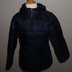 Gap Winter Coat Kids Navy Blue